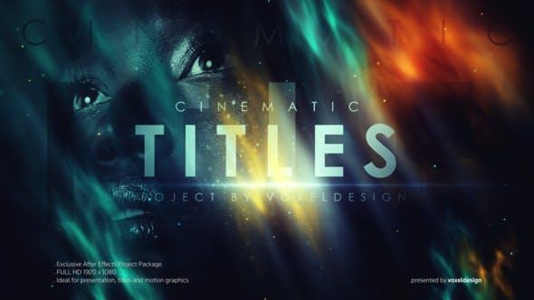 Thumbnail for Lava Cloud Cinematic Title