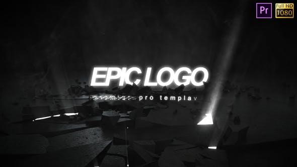Thumbnail for Logo épico - Premiere Pro