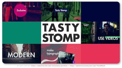 Tasty Stomp Intro