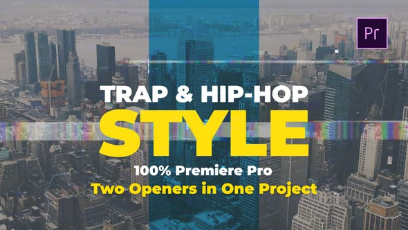 Thumbnail for Trap & Hip-Hop Openers (2 in 1)