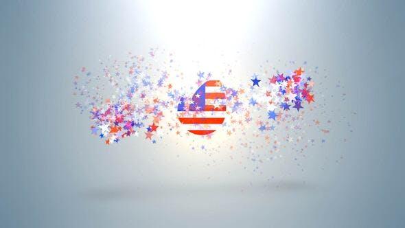 Thumbnail for USA Ptriotic Logo