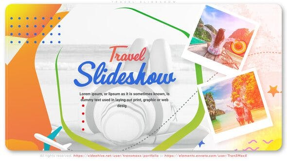 Thumbnail for Travel Slideshow