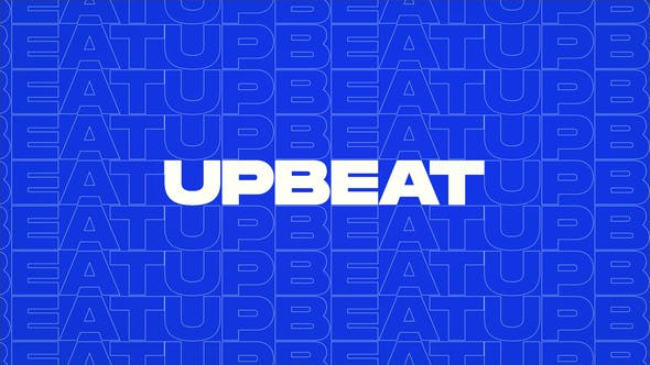 Thumbnail for Modern Upbeat Opener