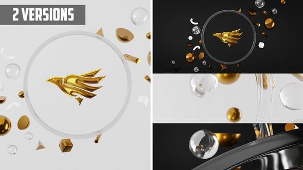 Thumbnail for 3D Logo Reveal