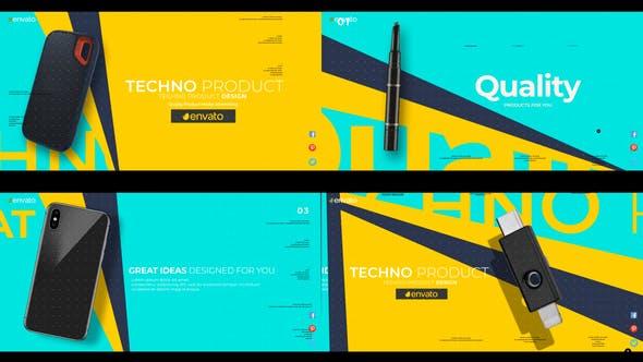Thumbnail for Producto Tecnológico Promo V3
