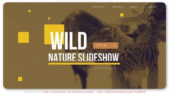 Naturaleza salvaje Presentación