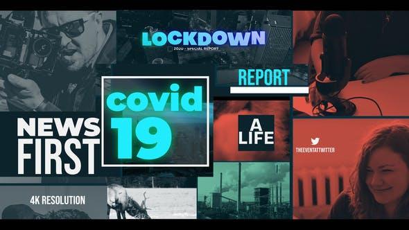 Coronavirus Covid-19 - News Trailer