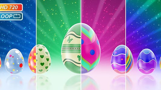 Thumbnail for Color Easter eggs