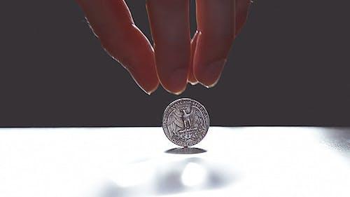 Schnappen Sie sich die Münze