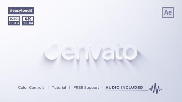 Thumbnail for Revelar el Logo limpio y sencillo