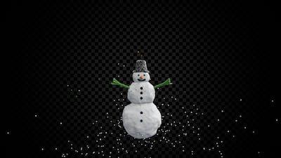 Snowman Triangles