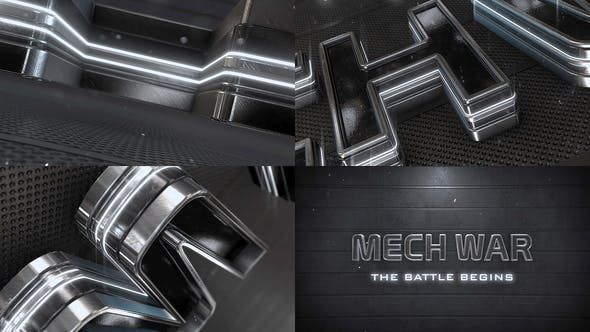 Thumbnail for Epic Metal Neon Logo_v2