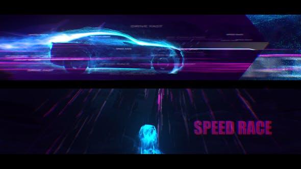 Thumbnail for Short Race Sport Intro