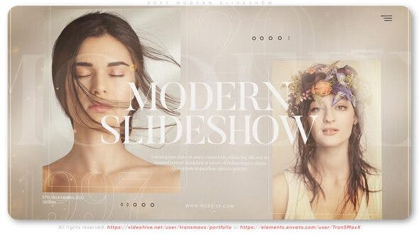 Soft Modern Slideshow