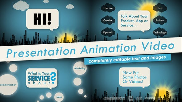 Thumbnail for Presentation Animation Video