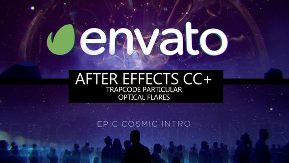 Thumbnail for Intro cosmique épique
