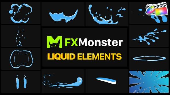 Thumbnail for Liquid FX | FCPX
