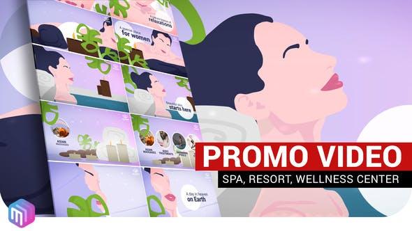 Thumbnail for SPA, Resort, Wellness-Center | Promo-Video