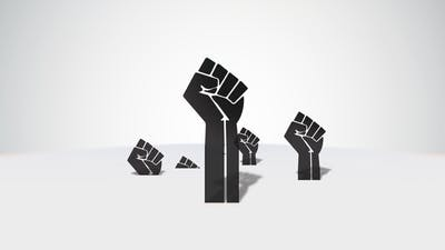 Protest Logo   After Effects Template