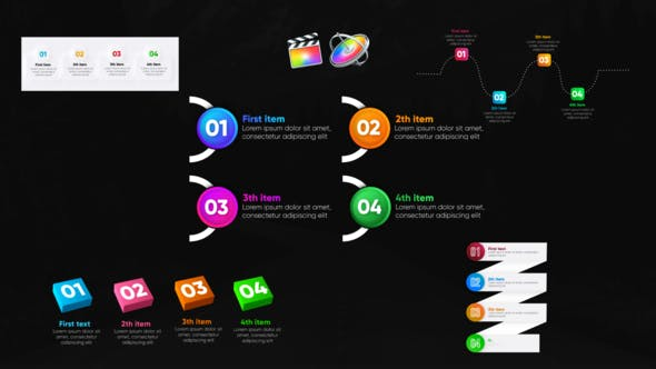 Thumbnail for Infographie Tendance Listes - Final Cut Pro