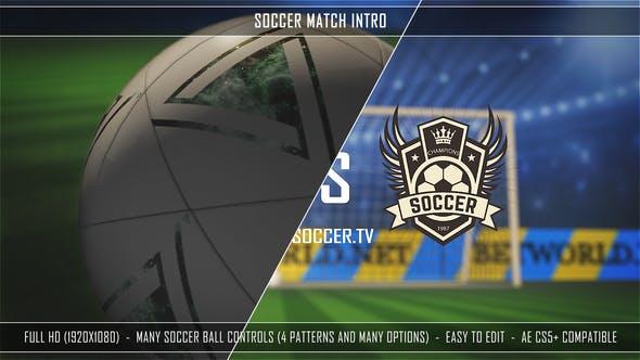 Soccer Match Intro