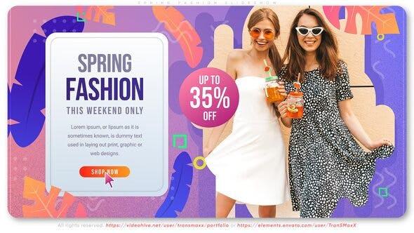 Thumbnail for Spring Fashion Slideshow