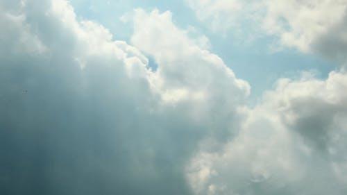 Zeitraffer wolke 1