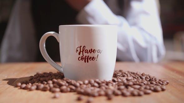 Thumbnail for Coffee Logo Opener