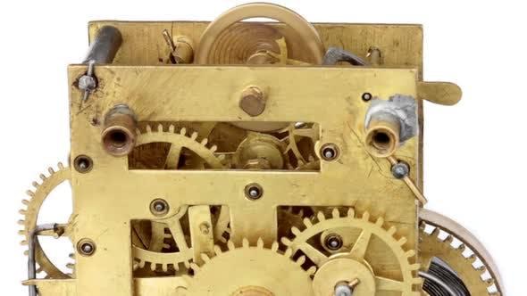Thumbnail for Mechanical Antique Vintage Clock 16