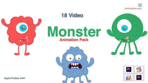 Thumbnail for Monster Pack