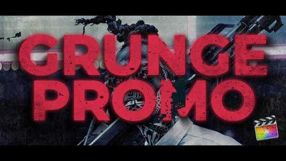 Thumbnail for Grunge Neon Promo