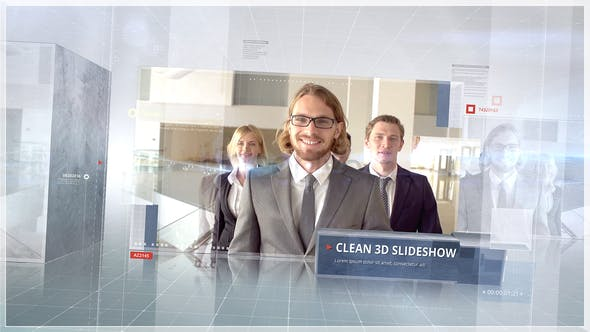 Thumbnail for Limpia 3D Corporativa
