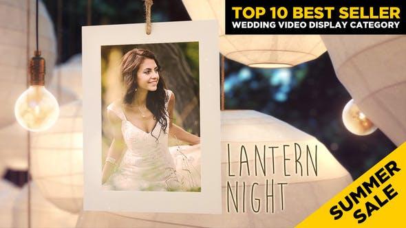 Thumbnail for Lantern Night - Wedding Photo Gallery