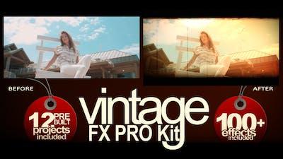 Vintage FX PRO Kit