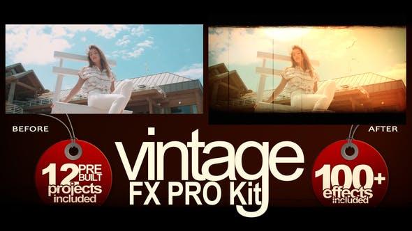 Thumbnail for Vintage FX PRO Kit