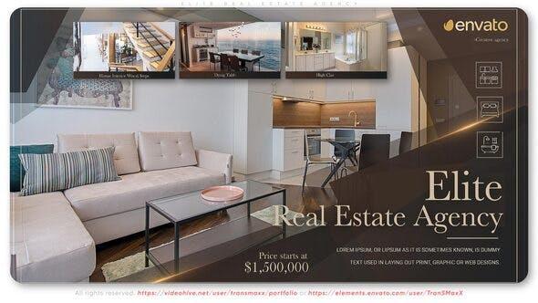 Thumbnail for Agence immobilière Elite