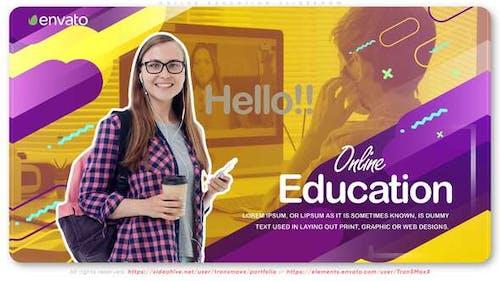 Online Education Slideshow