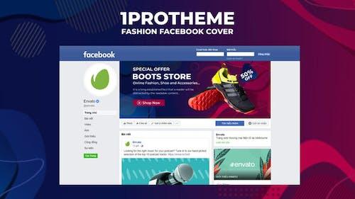 Moda Facebook Cover V06