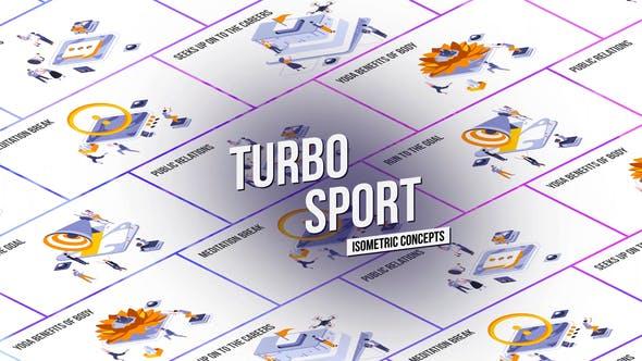Thumbnail for Turbo Sport - Isometric Concept