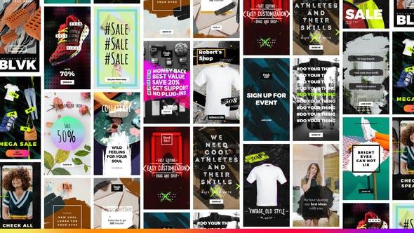 20 Modern Instagram Stories