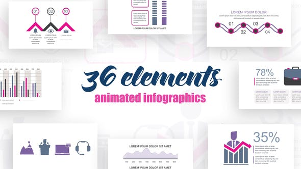 Thumbnail for Statistiques Infographies Vol.37