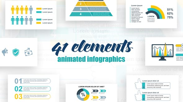 Thumbnail for Corporate Infographics Vol.38