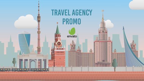 Promoción de la Agencia de Viajes