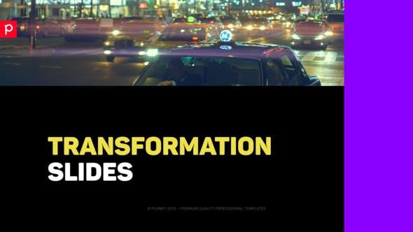 Thumbnail for Transfomation Slides