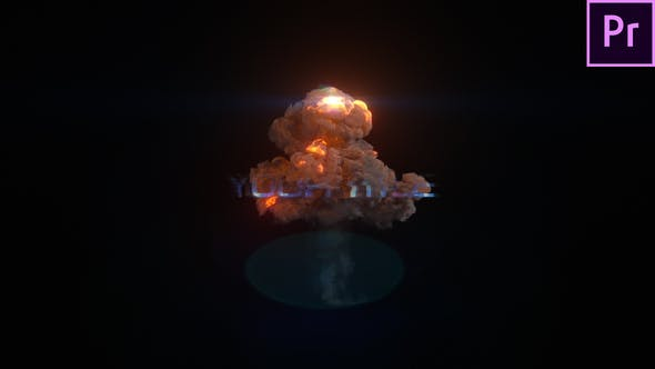 Thumbnail for Explosion Glitch Title