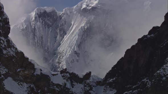 Thumbnail for Dramatic mountains, Antarctic Peninsula, Antarctica