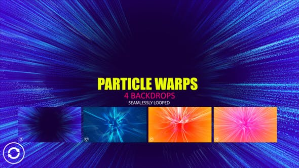 Thumbnail for Particle Warps