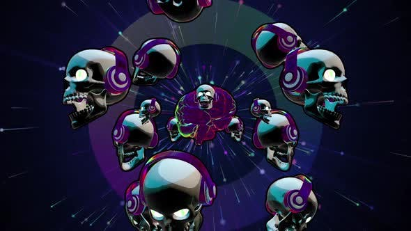 Thumbnail for Happy Skull