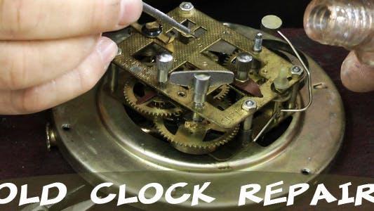Thumbnail for Old Clock Repair