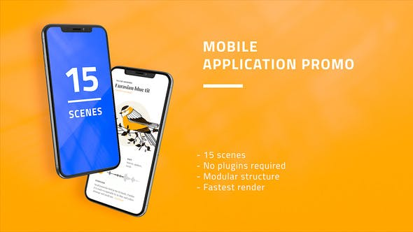 Cover Image for Mobile Application Promo
